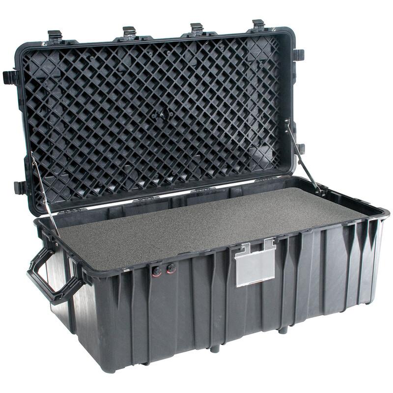 PELI 0550 Case mit Schaumstoff