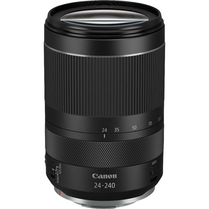 Canon RF 24-240/4,0-6,3 IS USM + UV Filter