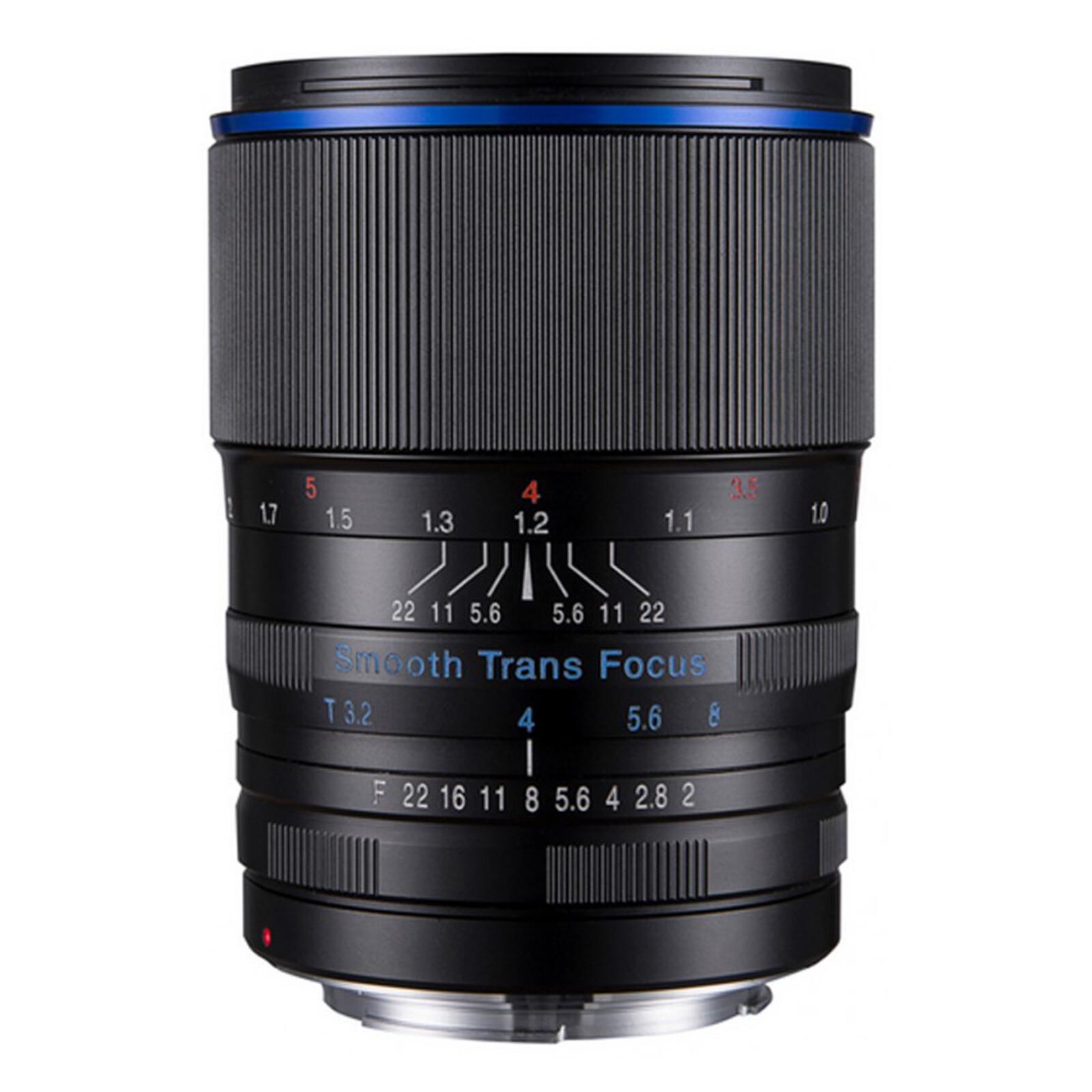 LAOWA 105/2,0 STF Nikon + UV Filter