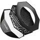 walimex pro Octagon Softbox PLUS Orange Line 213