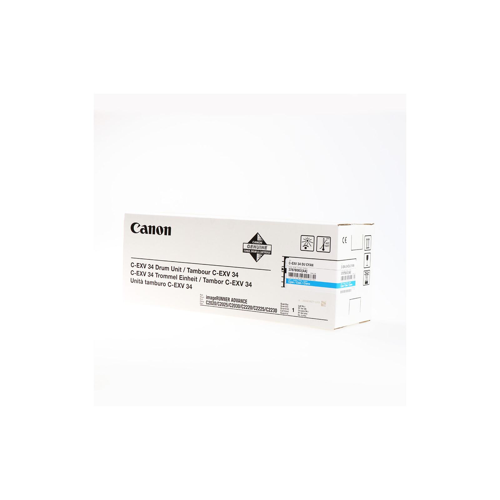 Canon C-EXV34 Toner cyan