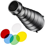 walimex Universal Spotvorsatz-Set Broncolor