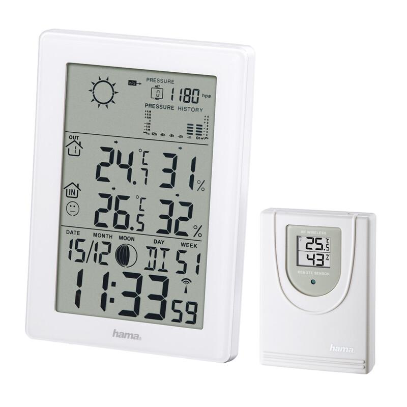 Hama Wetterstation EWS-3200