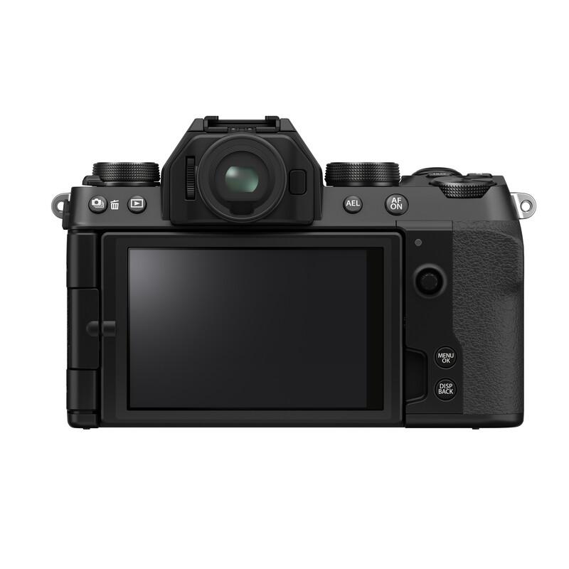 Fujifilm X-S10 Gehäuse schwarz