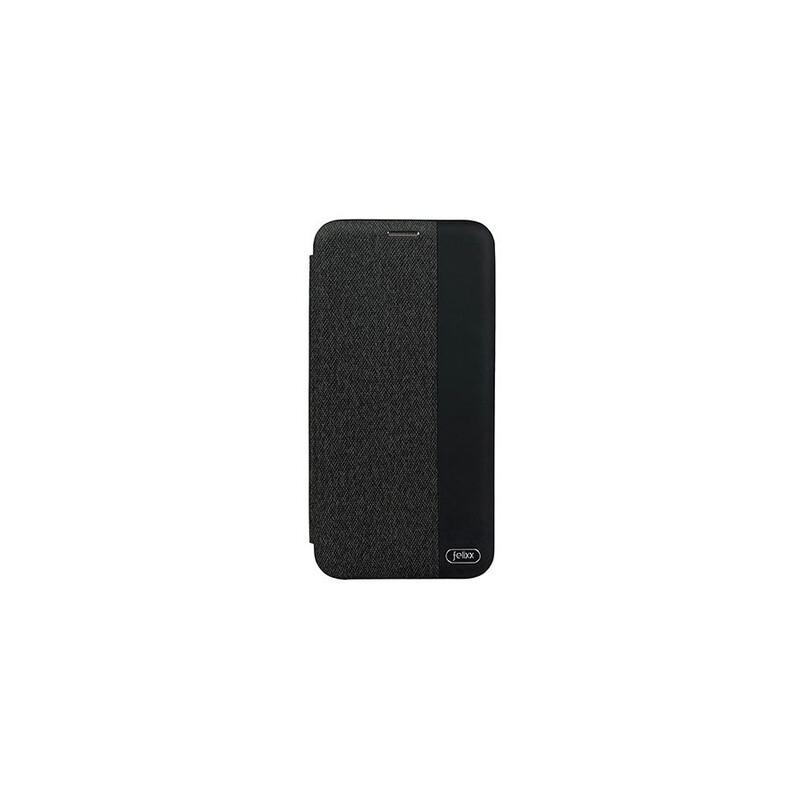Felixx Book Tasche Verona Huawei P30 schwarz