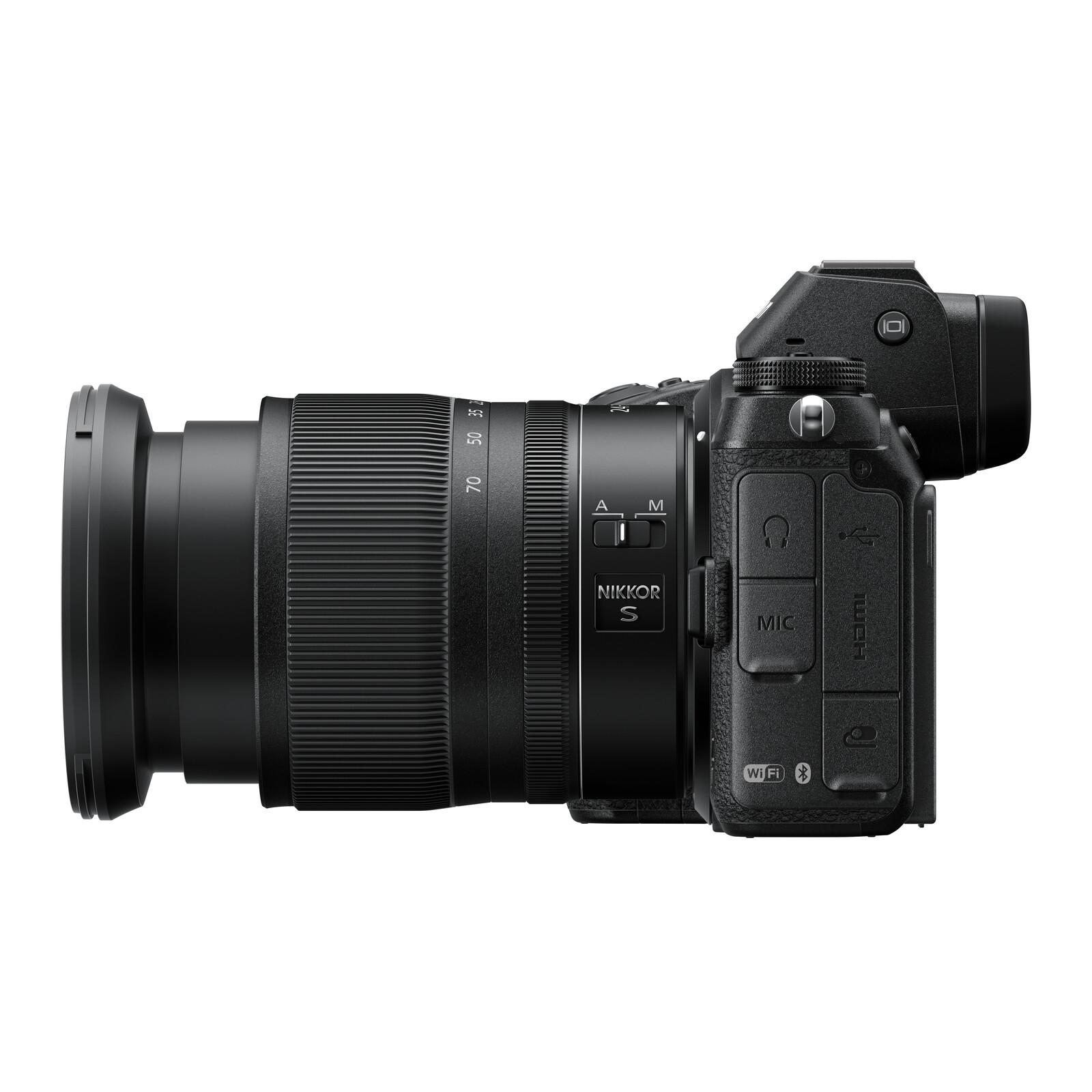 Nikon Z6  + Z 24-70/4,0S + 64GB XQD