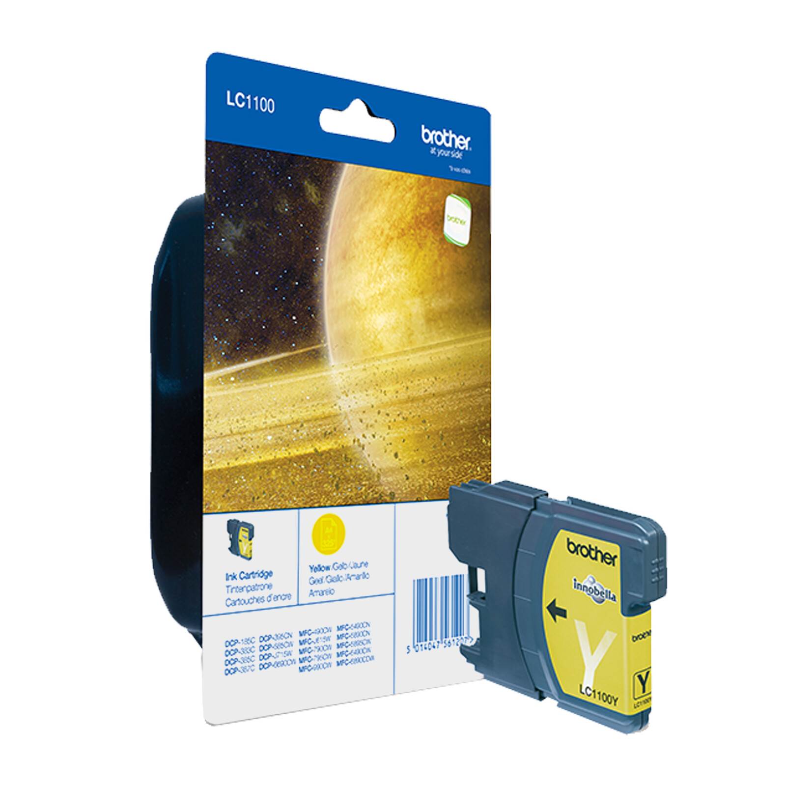 Brother LC-1100Y Tinte yellow