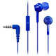 Panasonic RP-TCM115E In-Ear Headset blau