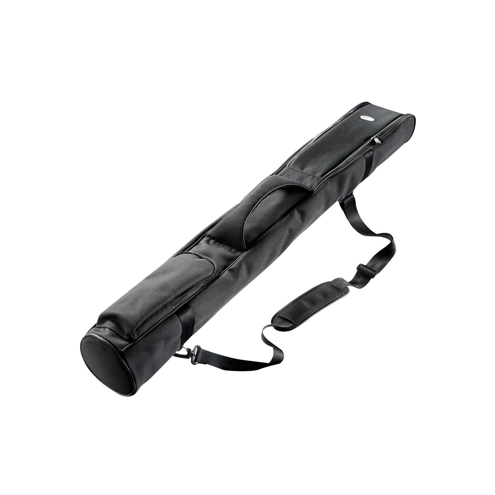 Mantona Lampenstativ-Tasche, schwarz, 99cm