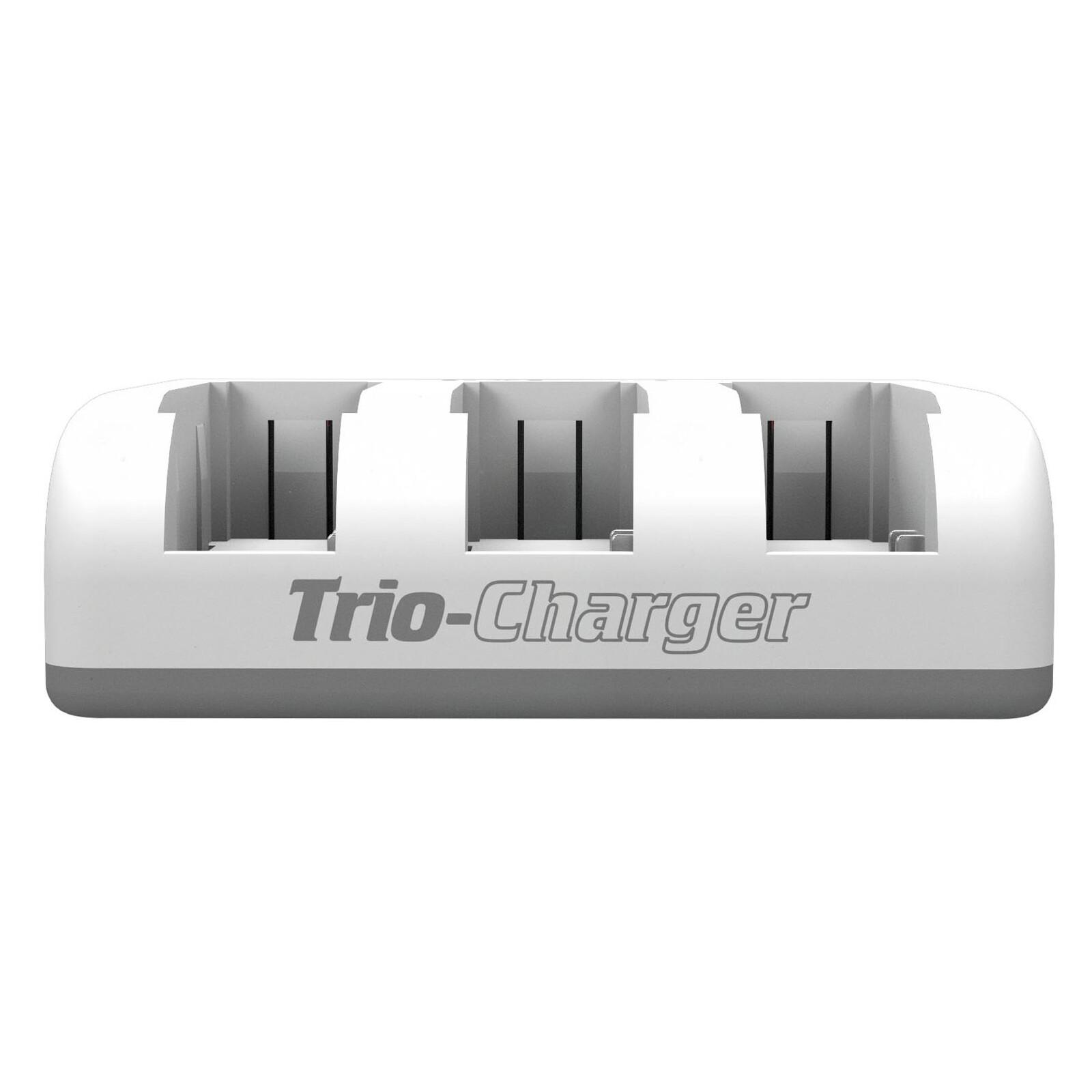 Hähnel 32707 Trio Charger GoPro Hero4 Hero3