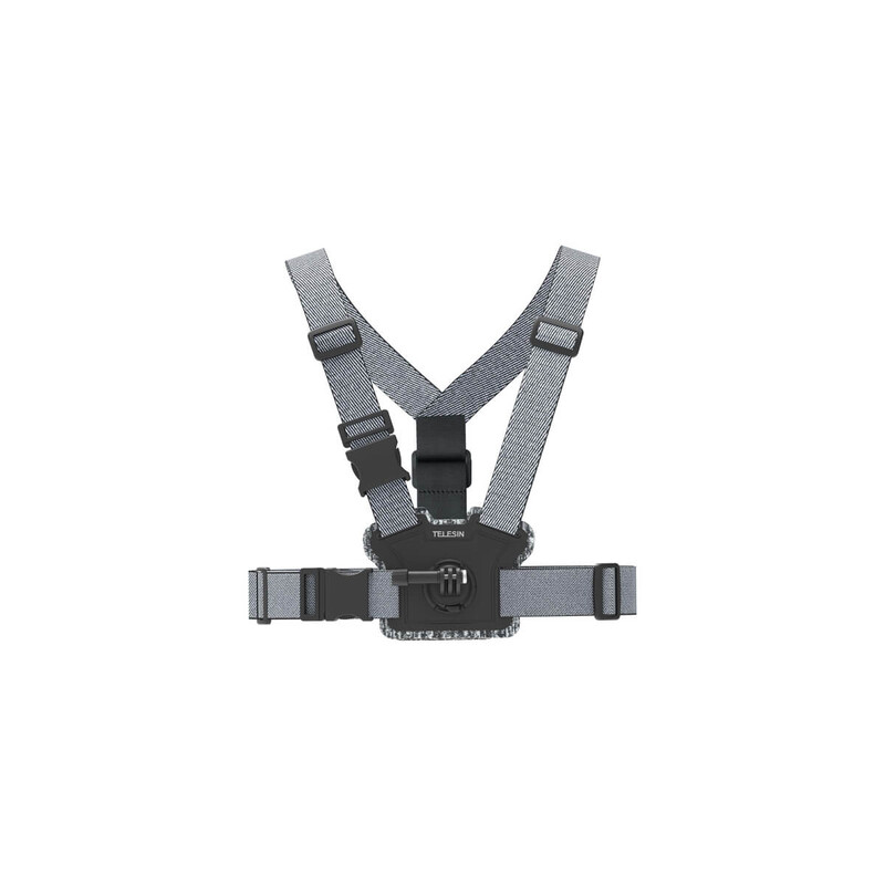DJI Osmo Action Telesin Brustgurt