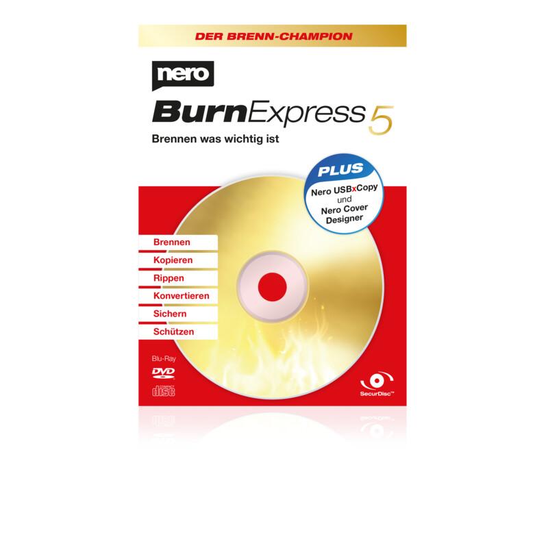 Nero Burn Express 5