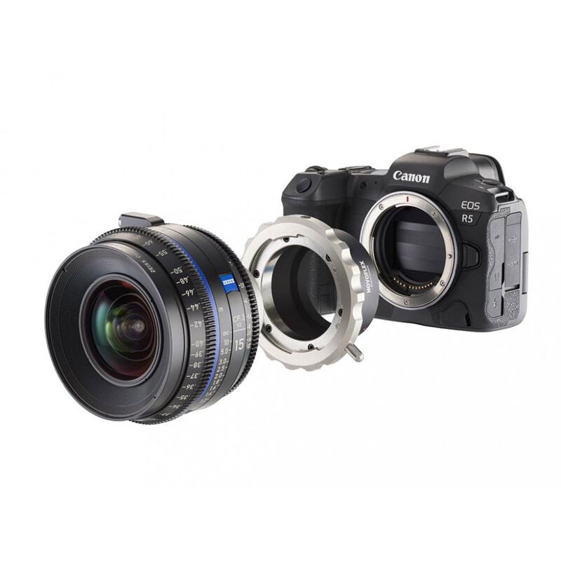 Novoflex EOSR/PL Adapter PL-Mount Objektiv