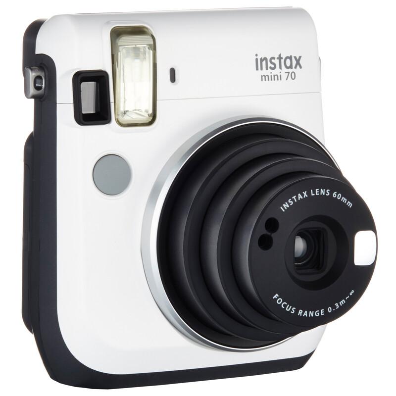 Fujifilm Instax Mini 70 Weiß
