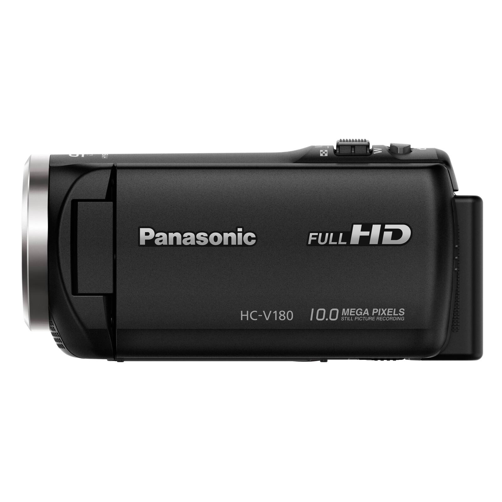 Panasonic HC-V180 Full HD Camcorder