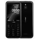 Nokia 8000 4G schwarz Dual-SIM