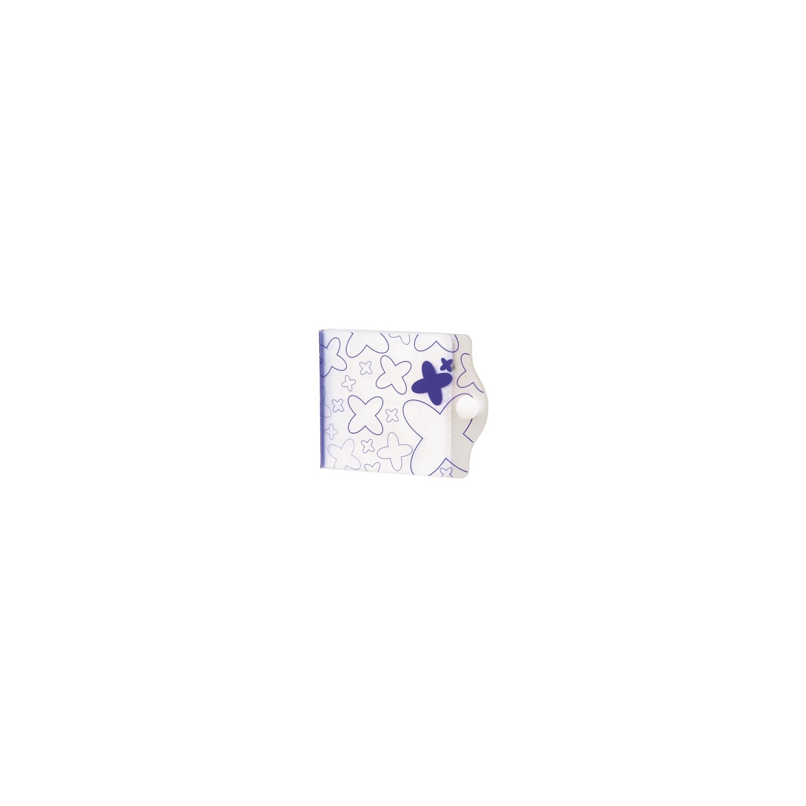 Hama 95921 Speicherkarten-Mappe blau