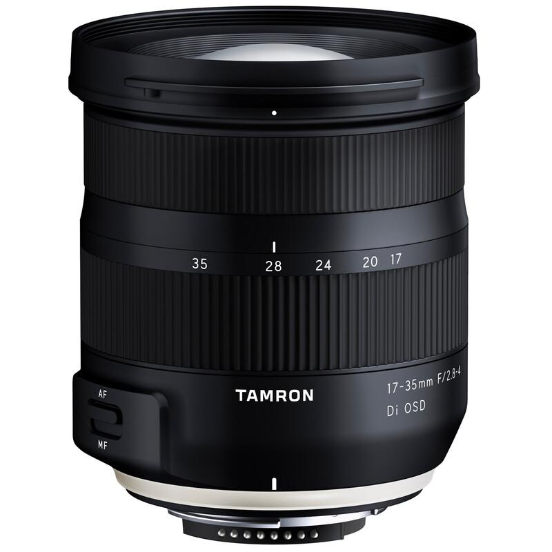 Tamron 17-35/2.8-4 Di OSD Nikon + UV Filter