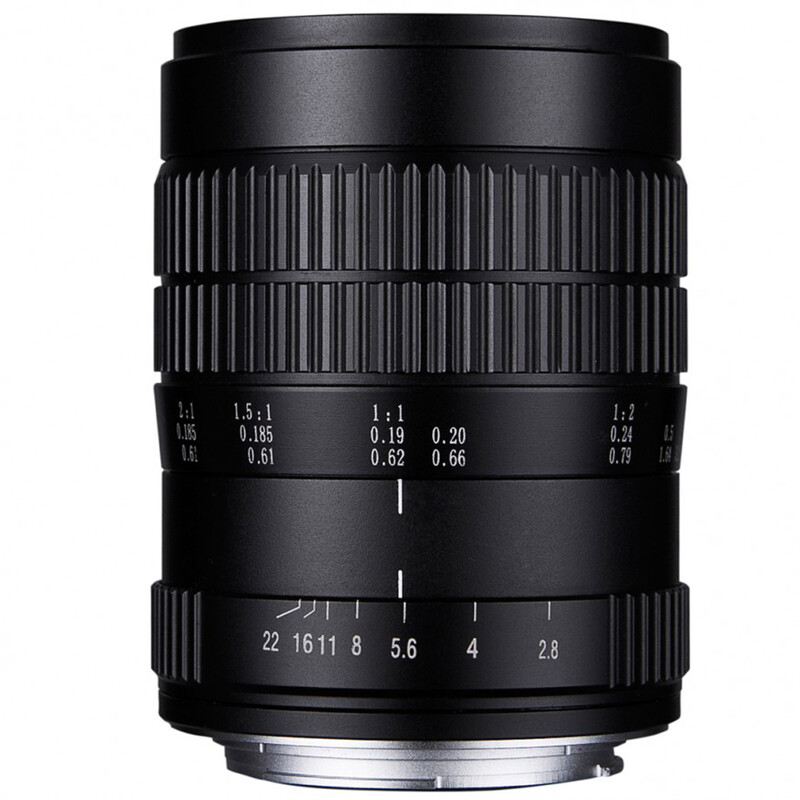 LAOWA 60/2,8 Ultra Makro Nikon + UV Filter