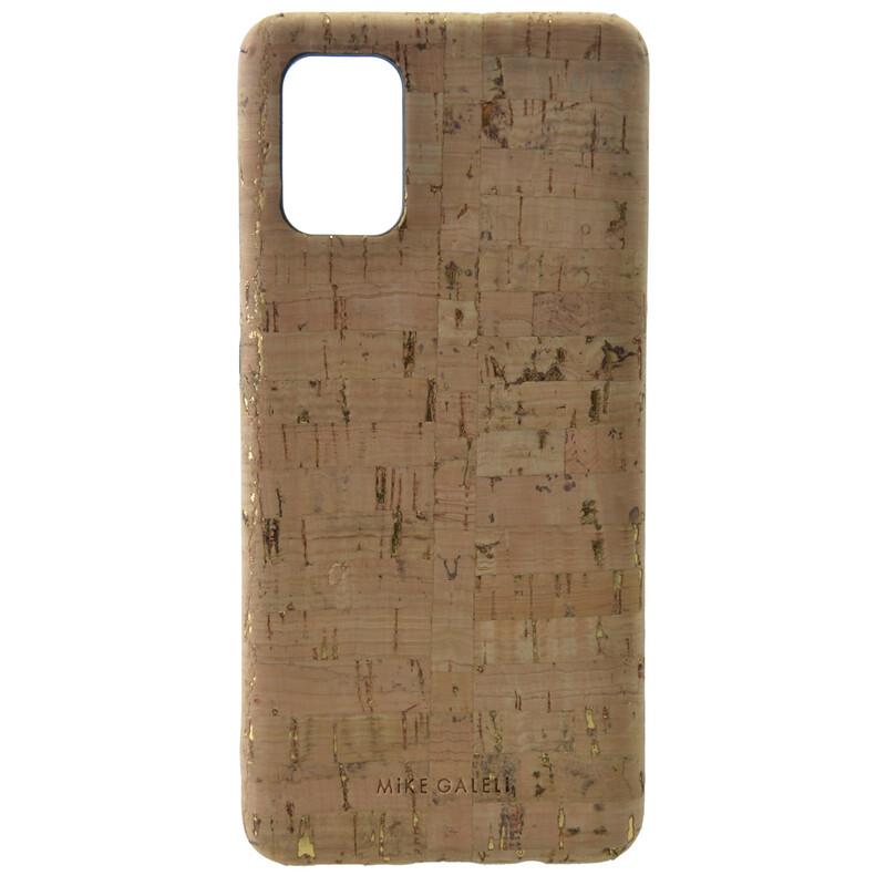 Galeli Backcover LEVI Samsung Galaxy A71 Kork nature gold