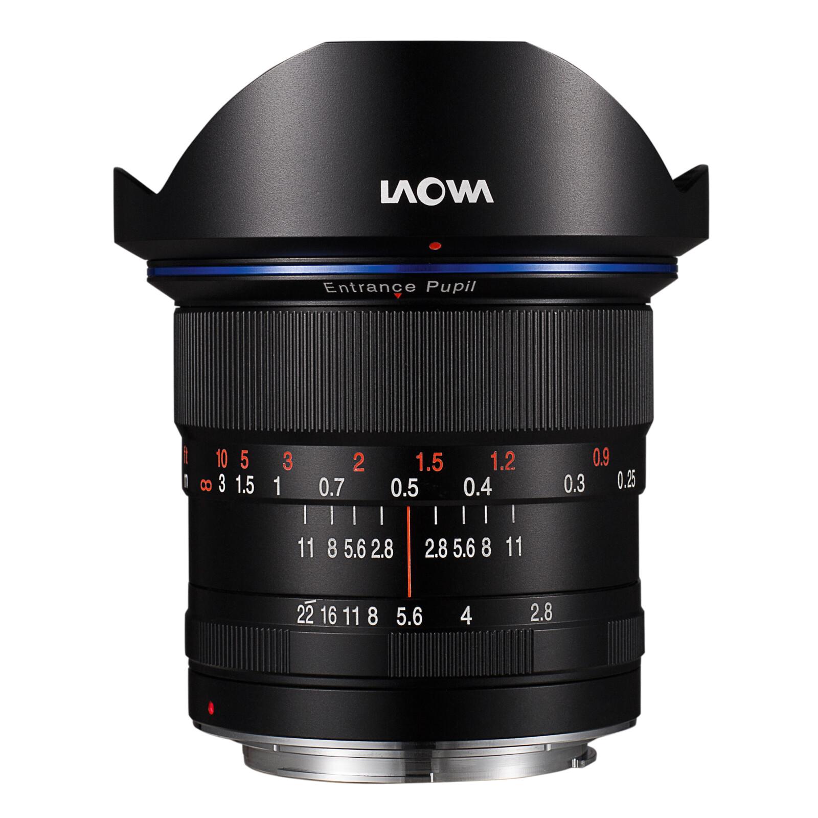 LAOWA 12/2,8 Nikon F