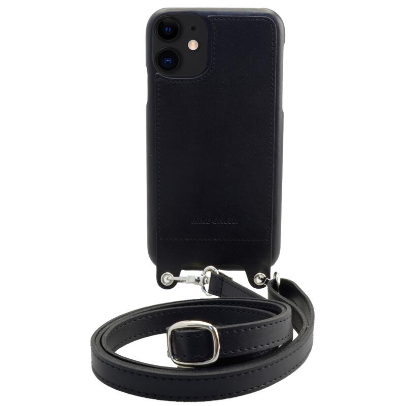 Galeli Backcover LENNY lite GO App iPhone 11 Band schwarz