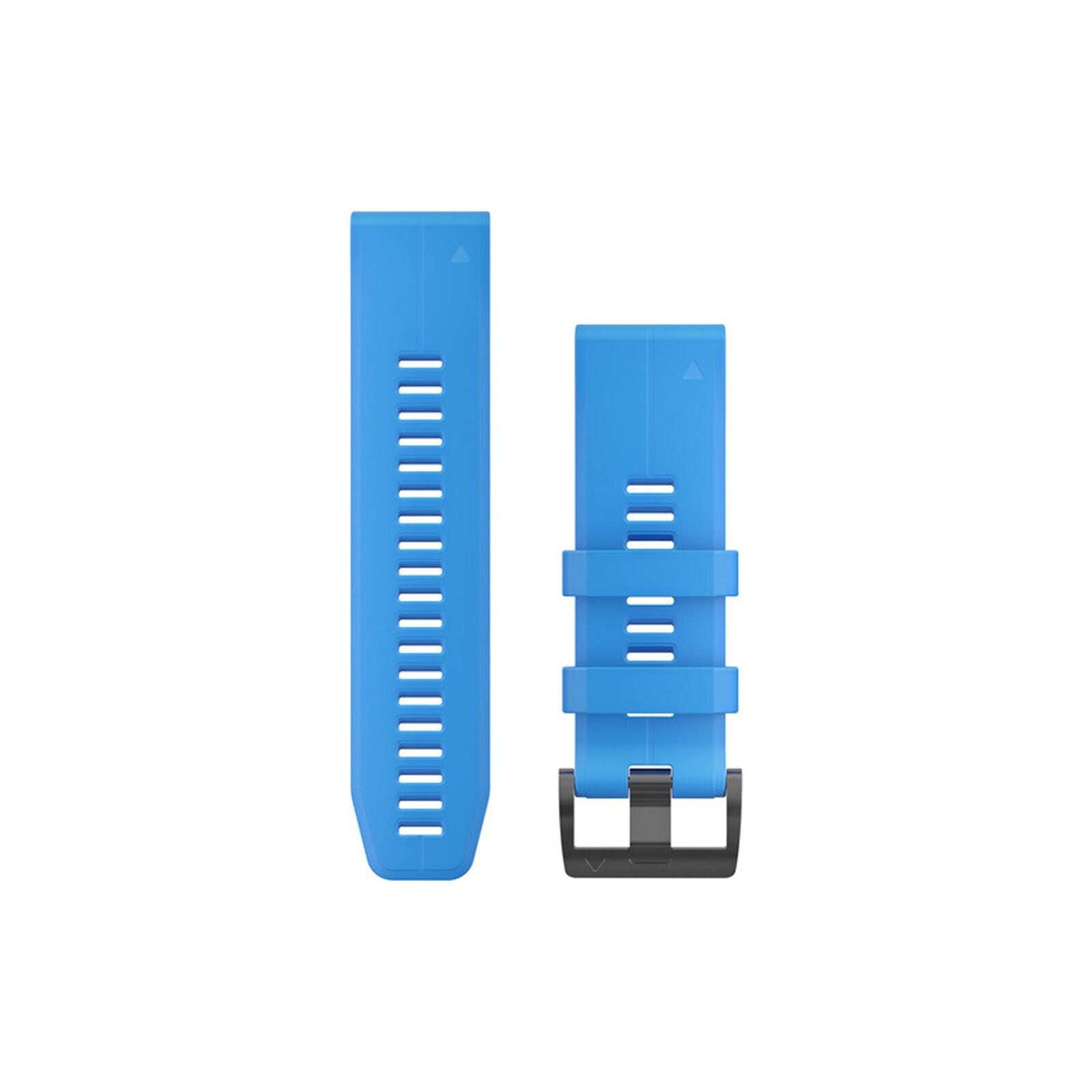 Garmin QuickFit 26 Band Cyan Blau Silikon