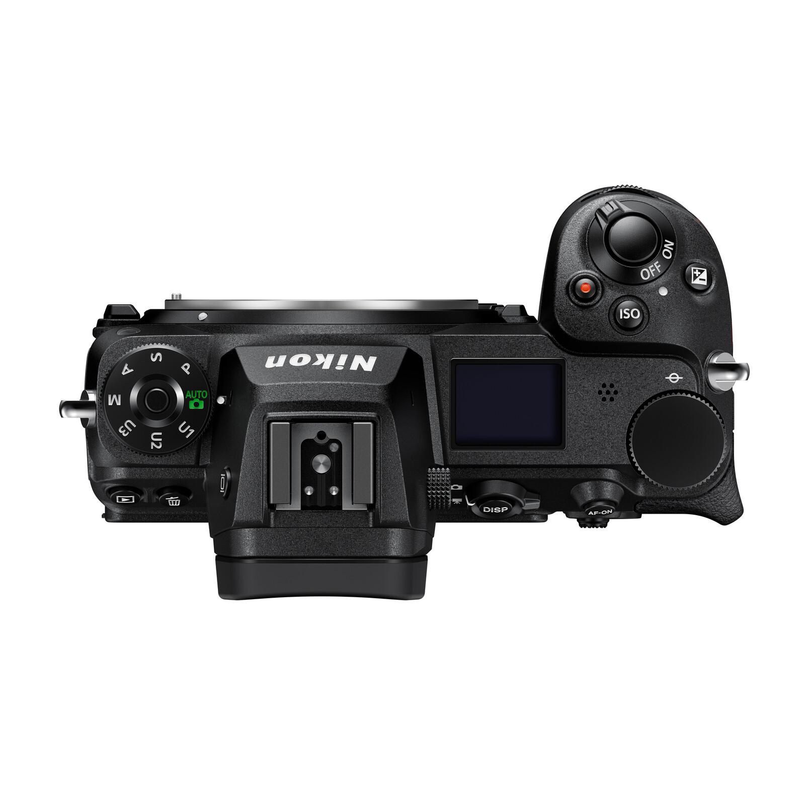Nikon Z 6II Gehäuse + FTZ Adapter