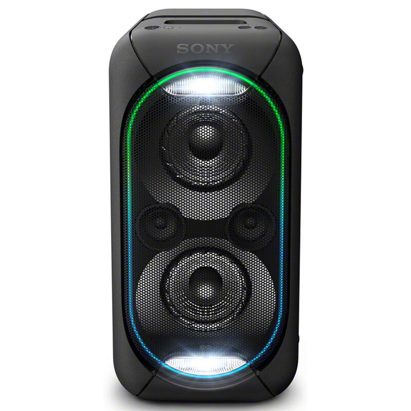 Sony GTK-XB60B Lautsprecher