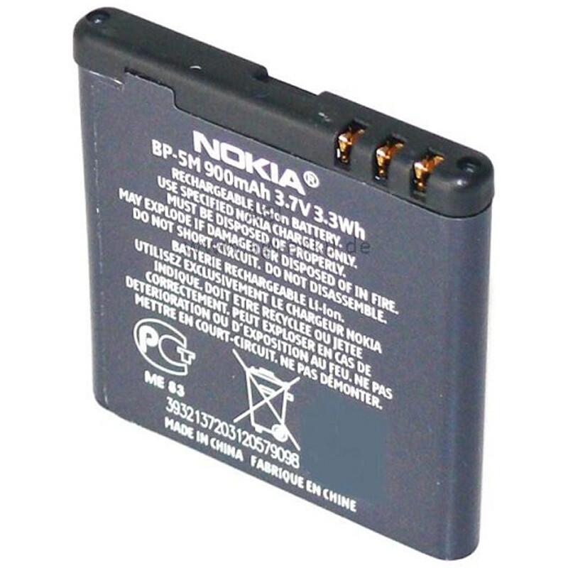 Nokia Original Akku RM-240 900mAh