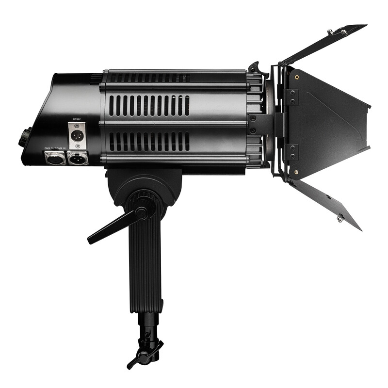 Walimex pro Fresnel LED FLD-100 Daylight Brightlight 100W