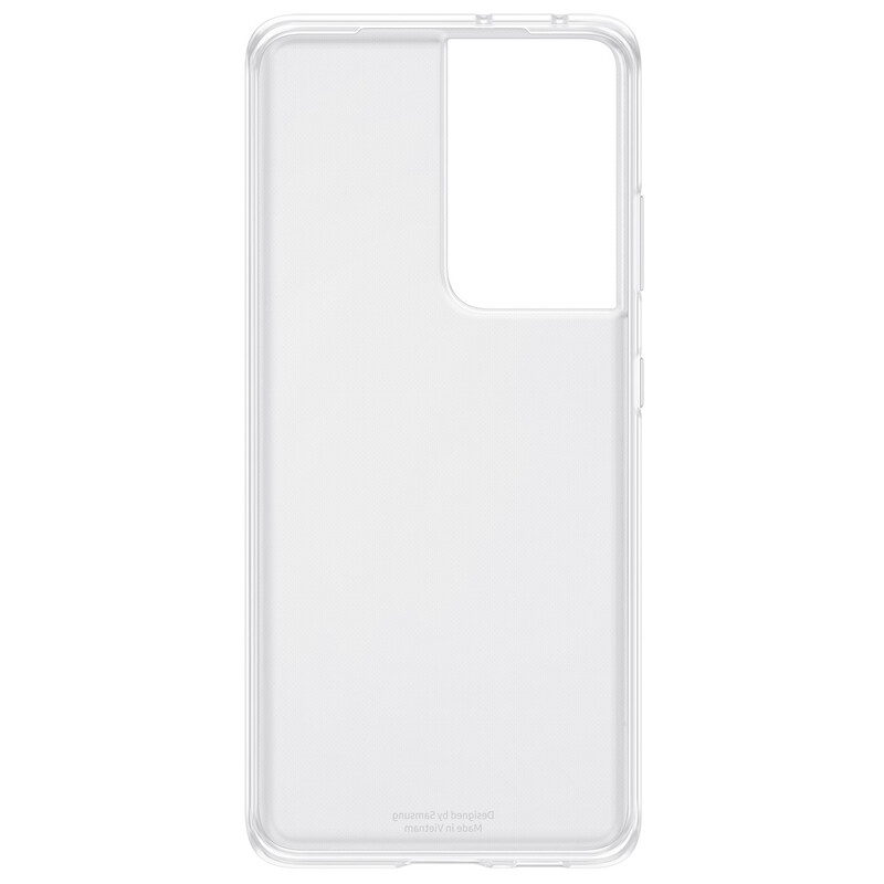Samsung Back Cover Clear Galaxy S21 Ultra