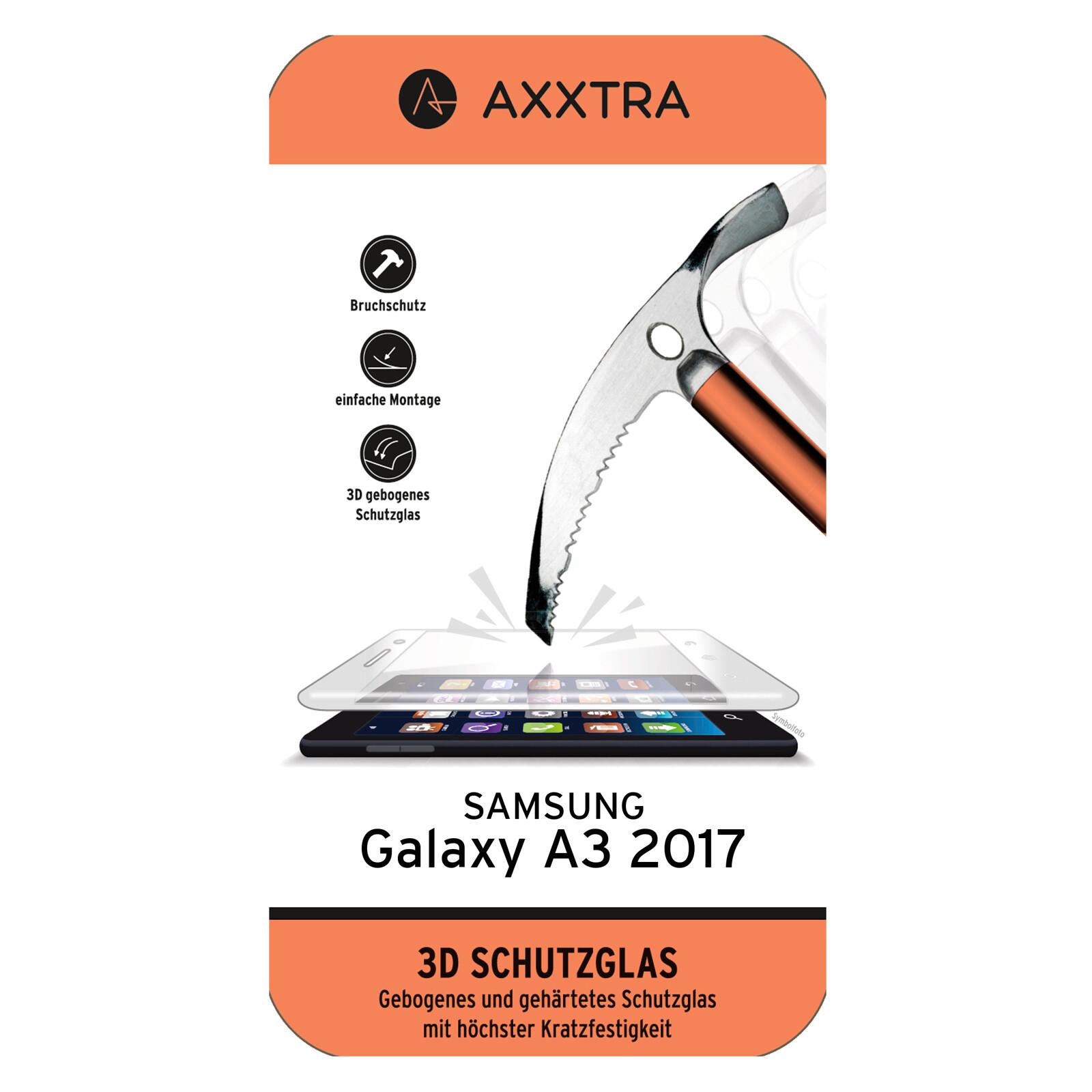 Axxtra Displayschutzglas Diamant Samsung Galaxy A3 2017