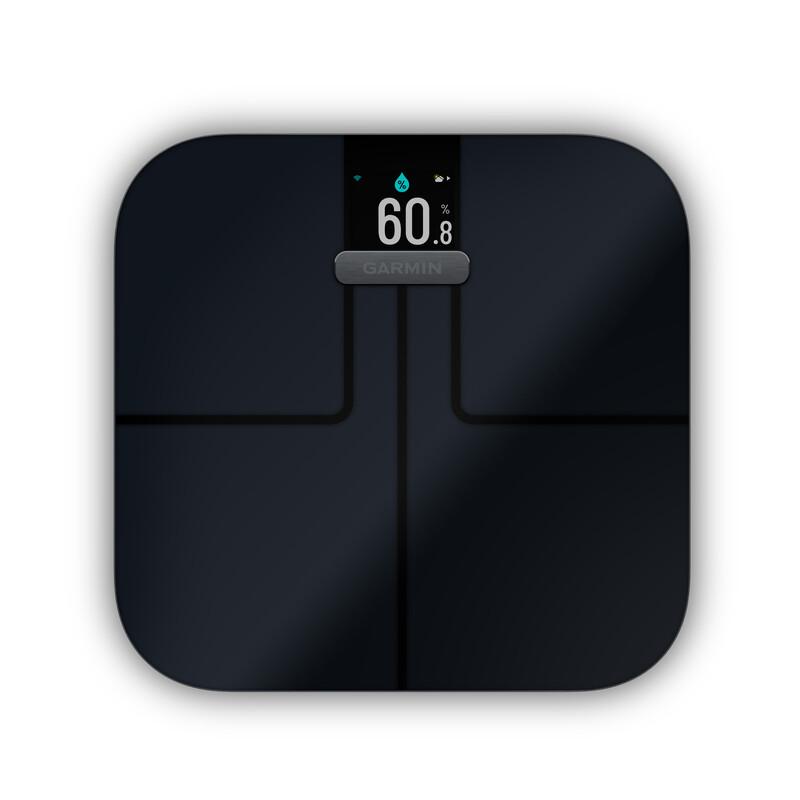 Garmin Index S2 Körperanalysewaage schwarz