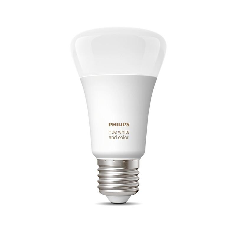Lampe Philips Hue E27 806lm Bluetooth