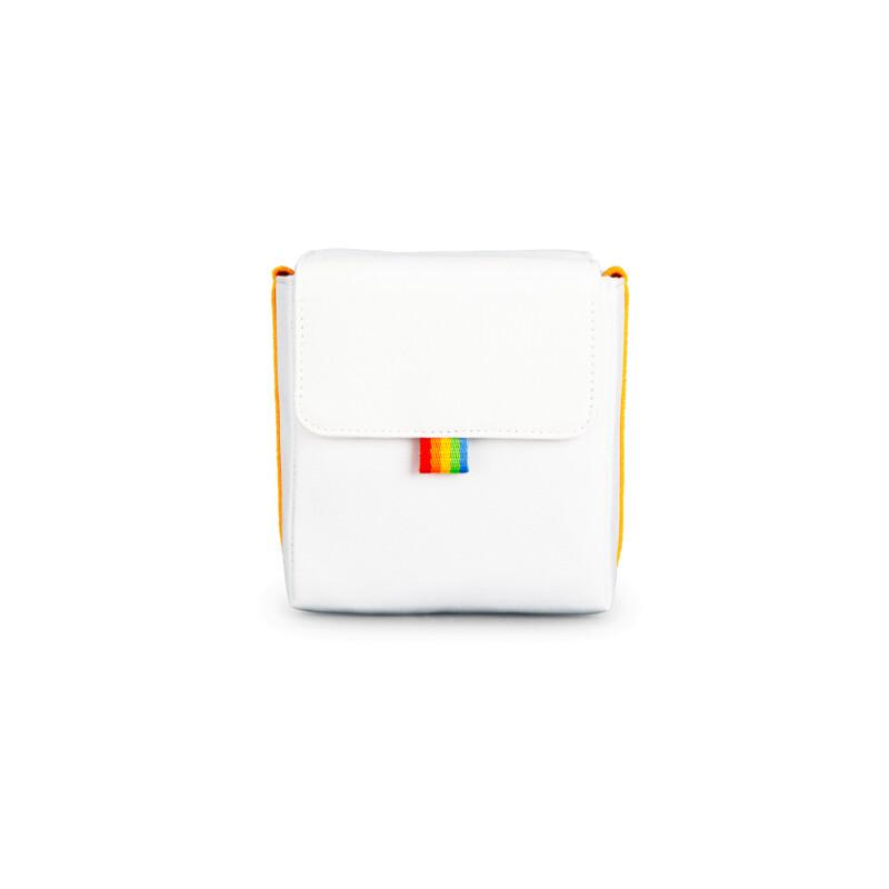 Polaroid Now Bag Weiss/Gelb