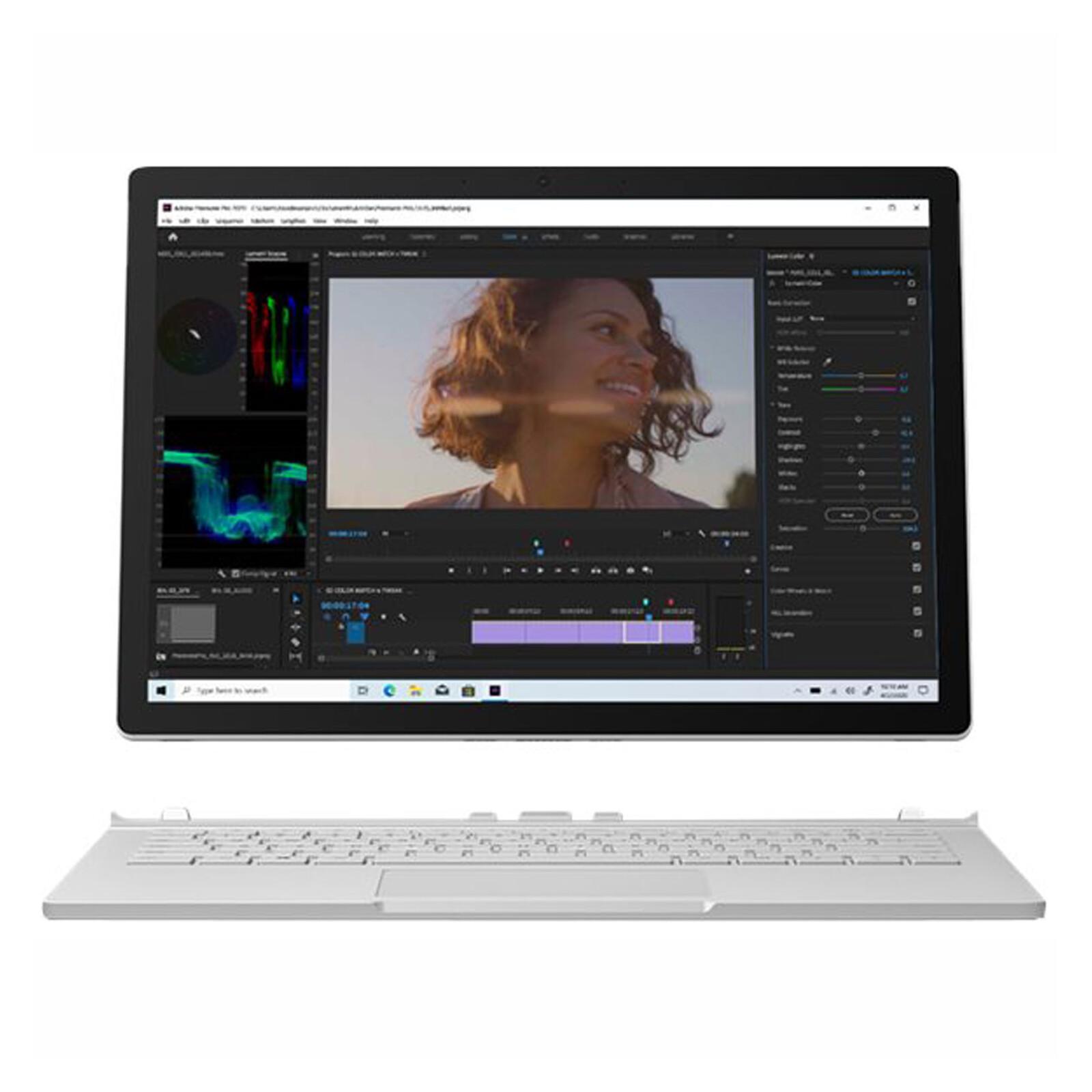 Microsoft Surface Book 3 i7/16/256GB 15 Zoll