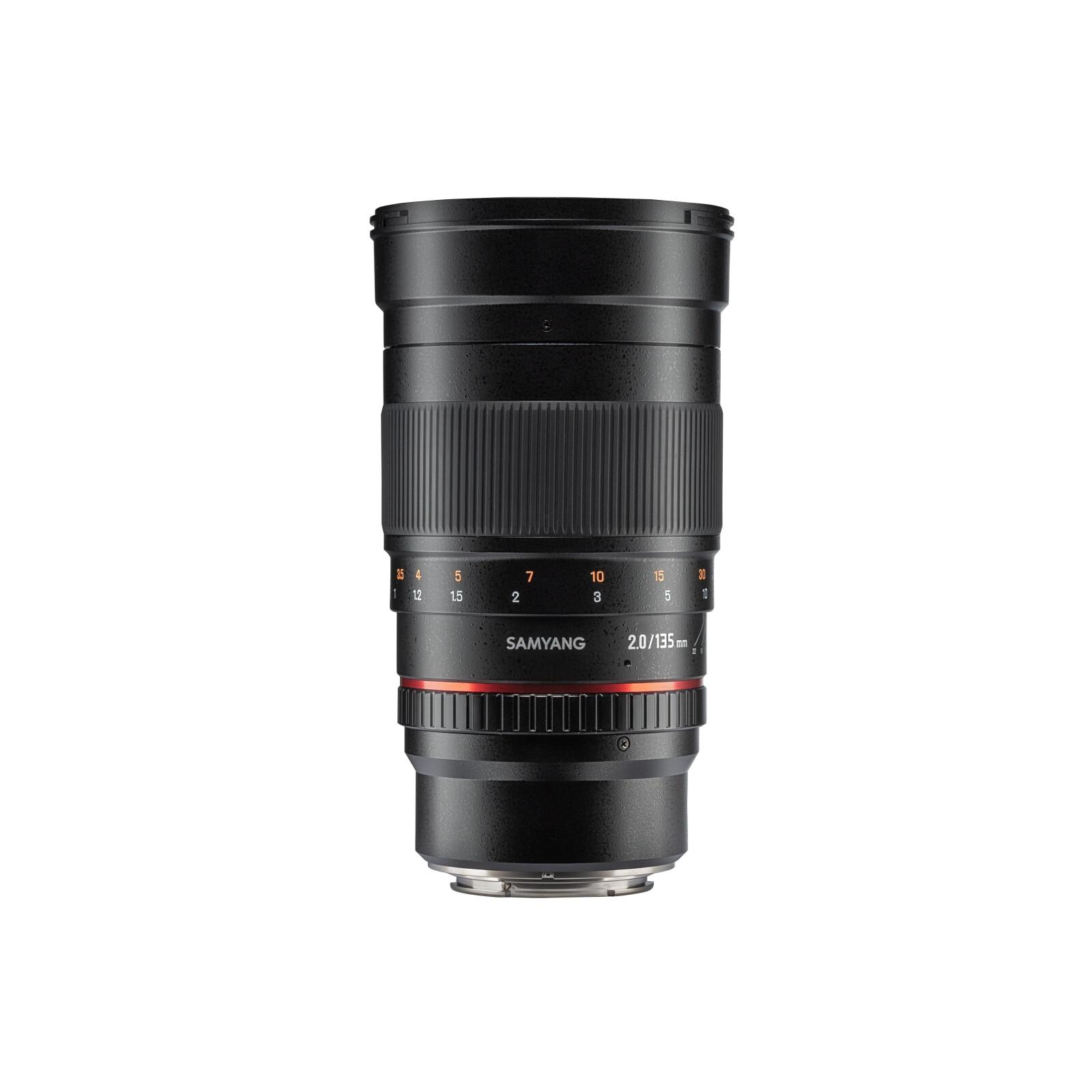 Samyang MF 135/2,0 Canon M
