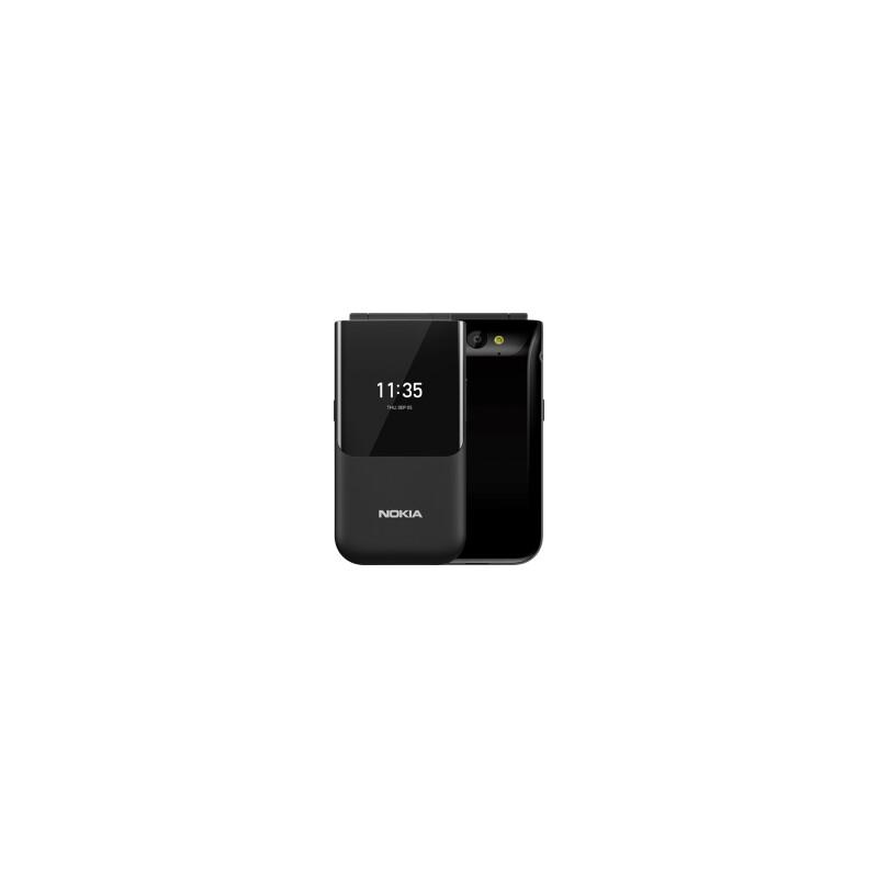 Nokia 2720 DS flip schwarz
