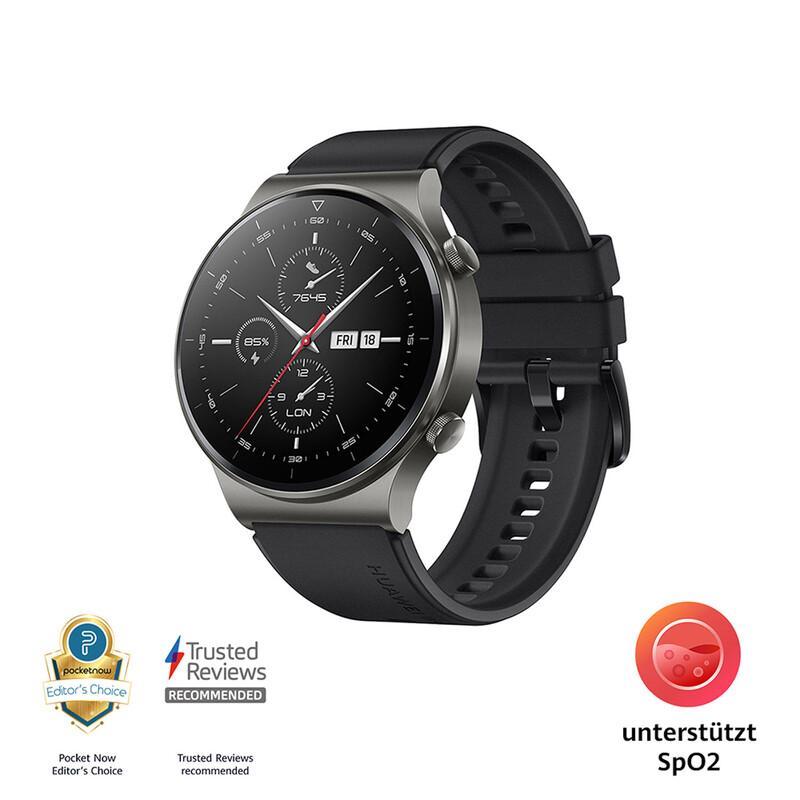 Huawei Watch GT 2 Pro schwarz