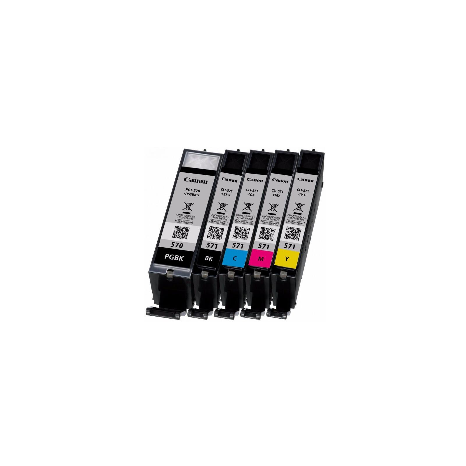 Canon PGI570CLI571 Ink Multi Pack C/M/Y/BK