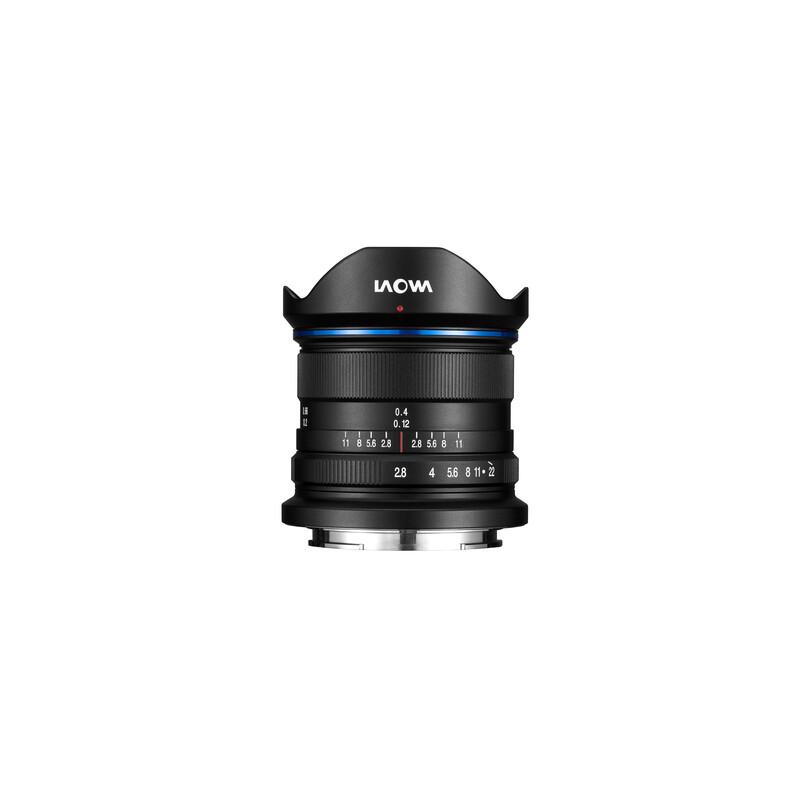 LAOWA 9/2,8 Fuji + UV Filter