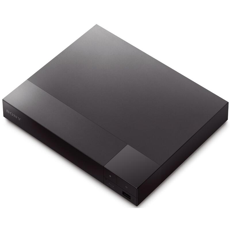 Sony BDP-S3700B Wi-Fi Blu Ray Player