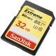 SanDisk SDHC 32GB Extreme V30 UHS-I U3 Class 10 90MB/s