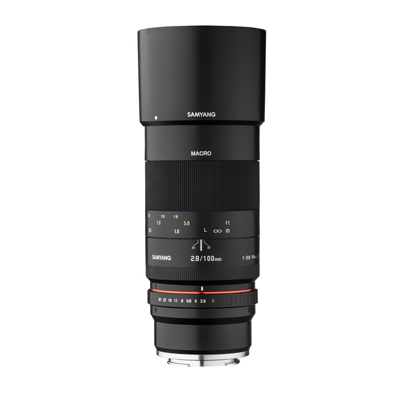 Samyang MF 100/2,8 Makro Canon M