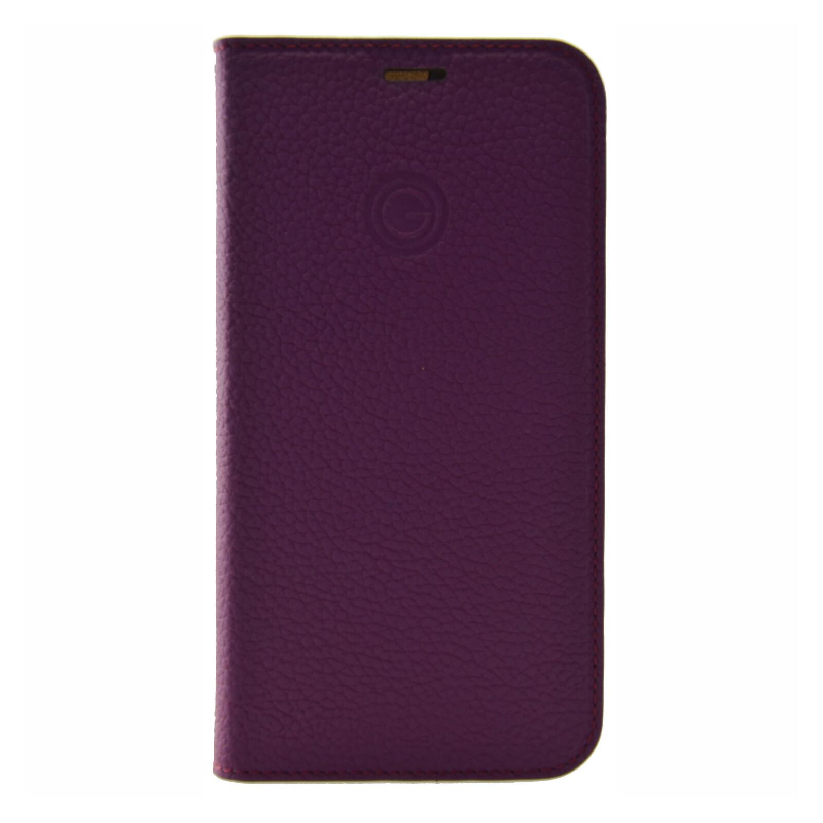 Galeli Booktasche MARC Apple iPhone 12 Max/Pro viola