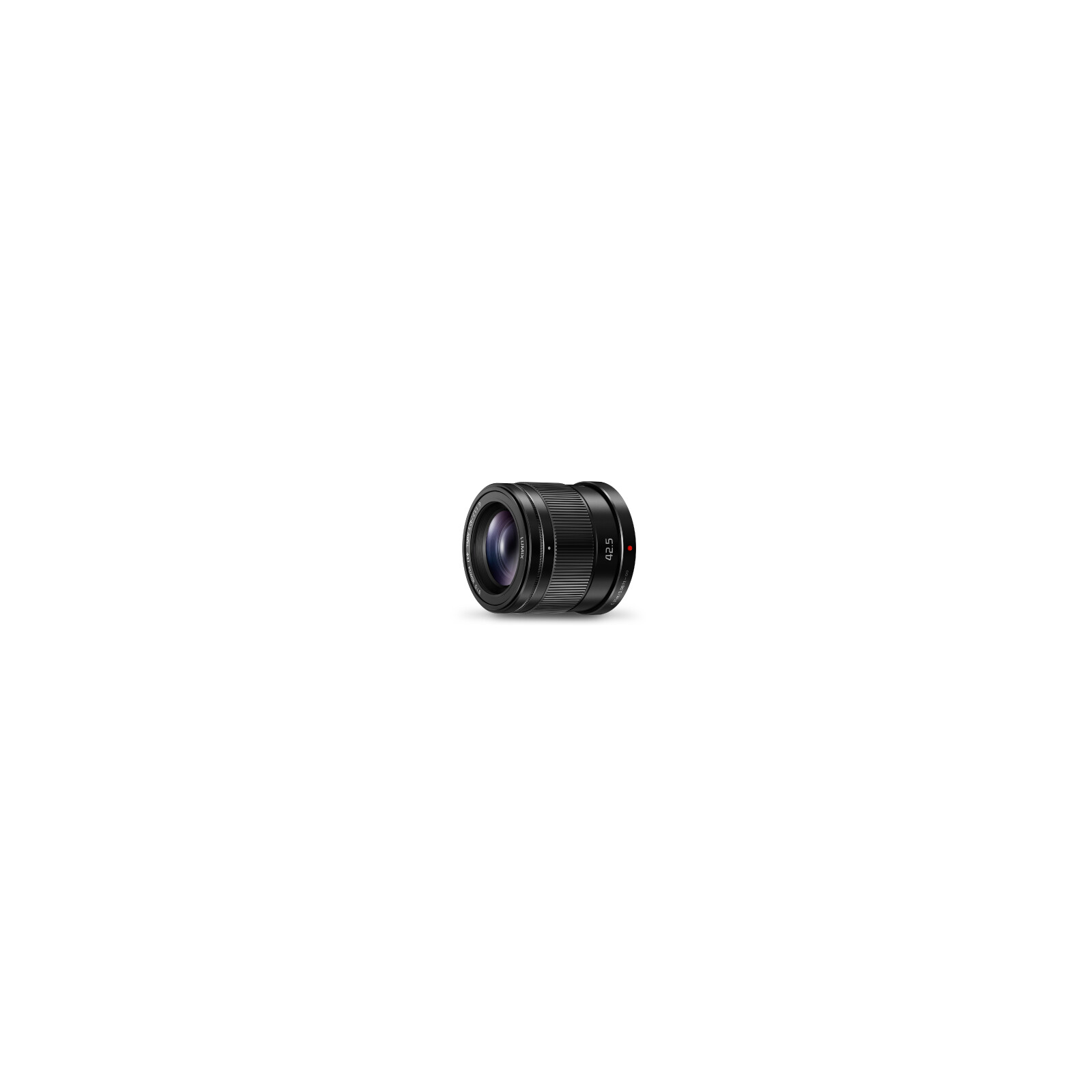 Panasonic 43/1,7 Lumix G + UV Filter