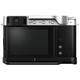 Fujifilm X-E4 silver / MHG-XE4+TR-XE4 Kit