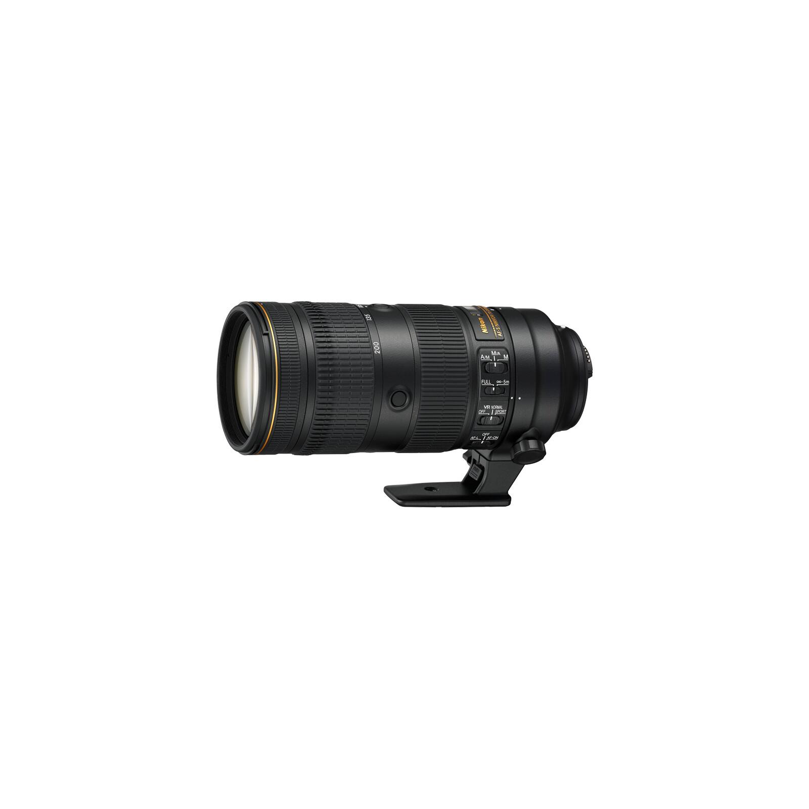 Nikkor AF-S 70-200/2,8E FL ED VR + UV Filter