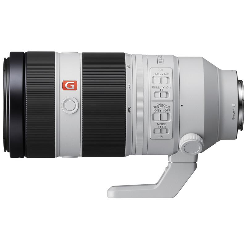 Sony SEL 100-400/4,5-5,6GM OSS + UV Filter